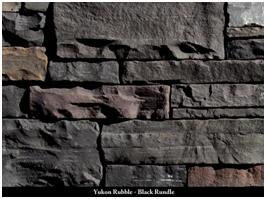 Manufactured Stone Vaneer